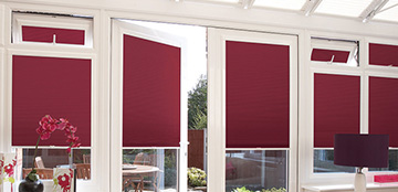 Colourful Perfect Fit & Intu Blinds from Barnes Blinds in Stoke-on-Trent