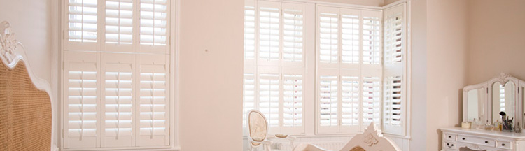 Shutters from Barnes Blinds