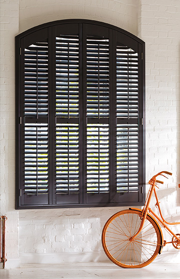 Made to measure shutters from Barnes Blinds