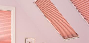 Velux blinds from Barnes Blinds in Stoke-on-Trent