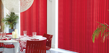 Customised Vertical Blinds