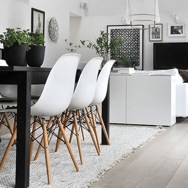 Scandinavian Dining Room