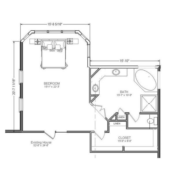 spatial planning - measurements