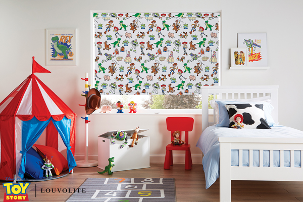 Toy Story 4 Window Blinds