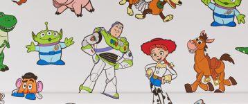 Disney Pixar Toy Story 4 Window Blinds