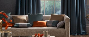 From Curtains to Blinds: This Season's Key Colour Trends