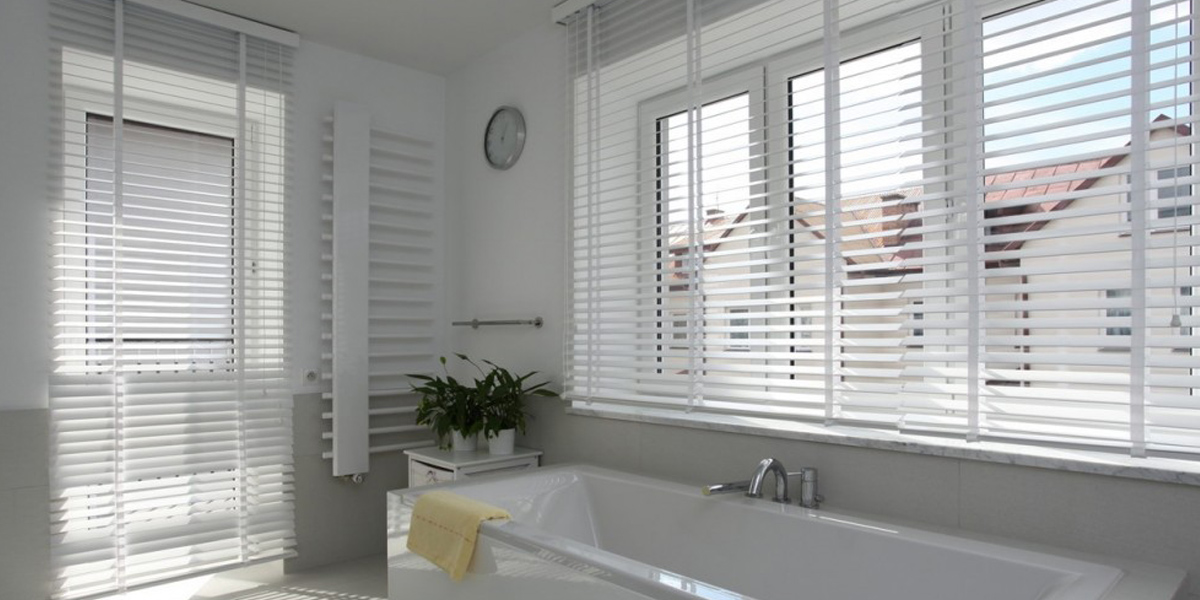 Best Blinds for your Bathroom