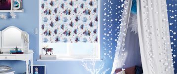 Frozen Roller Blinds Collection 2019