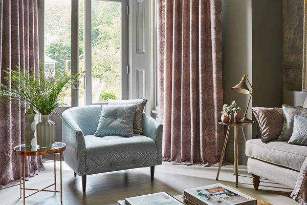romantic curtains
